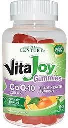 VitaJoy CoQ10 Gummies- 60ct