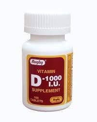 Vitamin D3 (2000 IU) - 100 Softgels