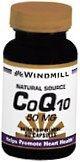 Windmill CoQ10 50 mg Capsules 30ct