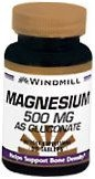 Windmill Magnesium 500 mg Tablets - 90***otc Discontinued  2/25/14