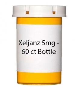 Xeljanz 5mg - 60 ct Bottle
