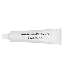 Xerese 5%-1% Topical Cream- 5g