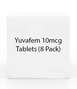 Yuvafem 10mcg Tablets (8 Pack)