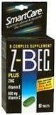Z-Bec B Complex Supplement - 60 Tablets