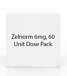 Zelnorm 6mg, 60 Unit Dose Pack