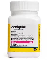 Zeniquin 100mg Tablets