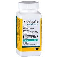 Zeniquin 200mg Tablets