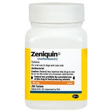Zeniquin 25mg Tablets