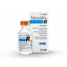 Novolin R Insulin 100U/ml - 10ml vial