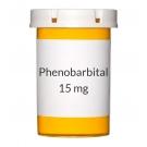 Phenobarbital 15mg Tablets