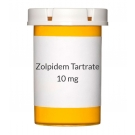 Zolpidem Tartrate 10mg Tablets
