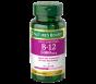 Nature's Bounty Dual Spectrum B-12 Dietary Supplement Bi-Layer Tablets, 5,000mcg, 30 count