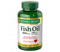 Nature's Bounty Fish Oil 1000mg Rapid Release Liquid Softgels 145ct