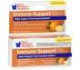 GNP Immune Support Effervescent Health Formula Orange Flavor Tablets- 10ct