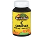 Natures Blend Vitamin C Complex 1000 mg Tablets Timed Release 60ct