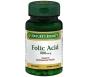 Nature's Bounty Folic Acid Tablets, 800mcg- 250ct