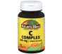 Nature's Blend Vitamin C Complex, Timed Release, 500 mg Tablets, 100ct