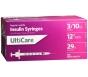 "UltiCare Insulin Syringe, 29 Gauge, 3/10cc, 1/2"" Needle - 100 Count"