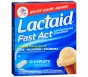 Lactaid Fast Act Caplets - 12ct
