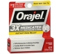 Orajel 3X Medicated Toothache Pain Relief Gel 0.25 Oz