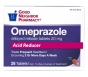 Omeprazole Delayed Release 20mg Tablets - 28 Tablets