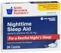 GNP Nighttime Sleep Aid Mini-caplets 24 Mini Caplets