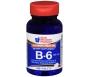 GNP Vitamin B-6 100mcg 100 Tablets