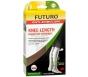 FUTURO Anti-Embolism Stockings, Knee Length, Closed Toe, Large Regular, White 1 Pair
