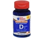GNP Vitamin D3 400 IU Supplement Chewable Tablets, Orange, 100ct