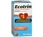 Ecotrin 81 Mg Safety Coated Enteric Aspirin, Low Strength Tablets 150 ct