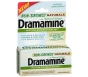 Dramamine Naturals Non Drowsy Tablets with Ginger, 18 Ct