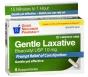 GNP Gentle Laxative Bisacodyl 10mg Suppositories 8ct