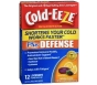 Cold-eeze Plus Defense Lozenges, Elderberry & Citrus, 12 ct