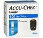 Accu Check Guide Test Strips- 100ct Box