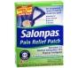 Salonpas Pain Relief Patch, Large, 9 Ct