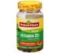 Vitamin D3, Adult, Strawberry, Peach & Mango, Gummies, 150 ct