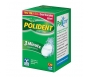 Polident 3-Minute Anti-Bacterial Denture Cleanser Tablets, Triple Mint Fresh- 120ct