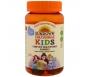 Sundown Naturals Kids Disney Princess Complete Multivitamin Gummies, Grape Orange and Cherry, 60 Ct
