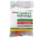 "SureComfort Insulin Syringe 30 Gauge, 1cc, 1/2"", 10 Count"