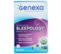 Genexa Sleepology Chewable Tablets, Vanilla Lavender Flavor, 60 Ct
