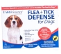 Flea   Tick Defense for 23 to 44-Pound Dogs and Puppies, 3 Doses