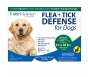 Flea   Tick Defense for 45 to 88-Pound Dogs and Puppies, 3 Doses