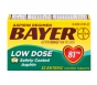 Bayer Aspirin Regimen Low Dose 81mg 32 tabs