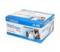 """Ulticare VetRx  U-40 Insulin Syringe 29 Gauge, 1/2cc, 1/2""""- 100ct"""
