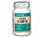 Major Vitamin D 400 IU Tablets 100ct