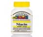 21st Century Niacin Tablets, 100 Mg, 110ct