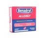 Benadryl Allergy Ultratab Tablets- 48ct