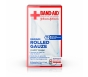 Band-Aid First Aid Rolled Gauze, Medium 3 in x 2.5 yds