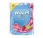 Halls Kids Cough Plus Sore Throat Pops 10 ct Strawberry