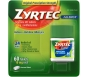 Zyrtec Allergy 10mg Tablets 60ct